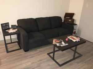 Ashley Furniture Sofa and End Tables for Sale in Houston, TX