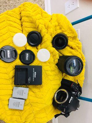 Nikon D3400 Digital DSLR Camera for Sale in Tampa, FL