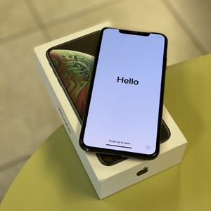 UNLOCKED Apple iPhone XS MAX 256GB for Sale in Litchfield Park, AZ