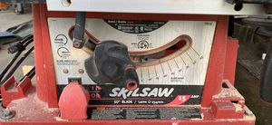 Skil table saw for Sale in Homosassa, FL