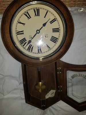 Regulator vintage clock for Sale in Bakersfield, CA