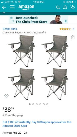 Two chairs for Sale in Westborough, MA