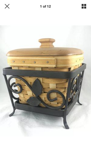 Longaberger Seedling Basket for Sale in Buda, TX