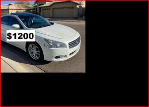 Price$1200 Nissan Maxima for Sale in Cleveland, OH