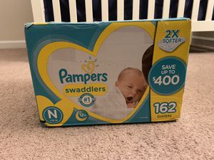 Pampers for Sale in Burlington, NC