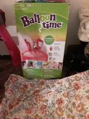 Helium Balloon Tank for Sale in Saint Paul, MN