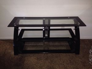 Tv Stand Glass for Sale in Portland, OR