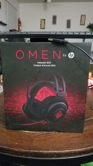HP Omen 800 Headphones for Sale in Indianapolis, IN