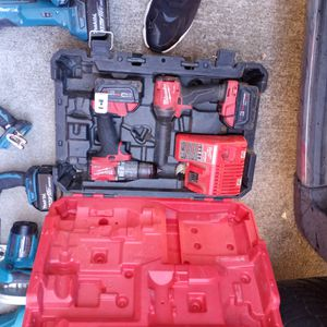 Impact drill and driver set with five hour battery and charger for Sale in Sacramento, CA