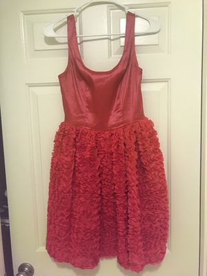 Hot pink semi formal dress size small for Sale in Arlington, VA
