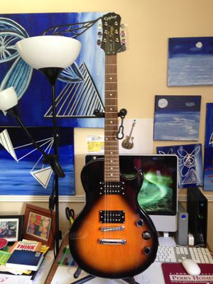 Epiphone Special II electric guitar-made in Indonesia for Sale in Houston, TX