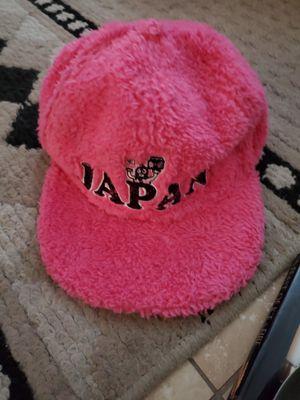 Pink Japan fuzzy hat for Sale in Phoenix, AZ