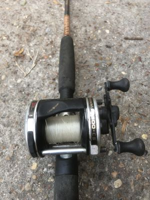 Rod and reel for Sale in South Houston, TX