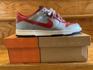 "Nike Dunk Low Premium ""Pewter"" (Sz. 9.5M) for Sale in Jackson, MS"