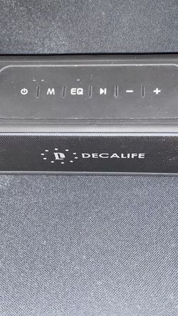Decalife Bluetooth Speaker for Sale in Kissimmee,  FL