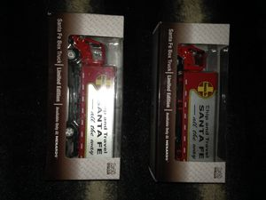 2 Collectable toy trucks in original packages for Sale in Redlands, CA