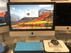 Apple iMac (21.5-inch, Mid 2010) for Sale in Mystic Islands, NJ