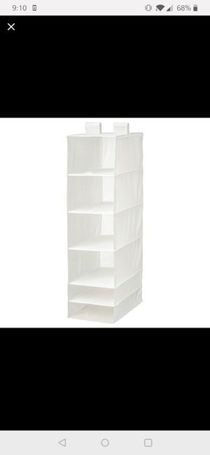 Ikea Hanging Closet Organizers (2) brand new for Sale in Banning, CA