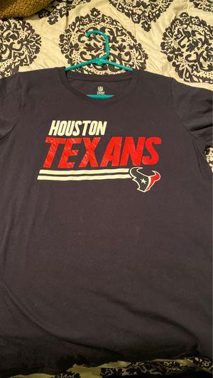 Women's Houston Texans T-Shirt for Sale in Cibolo, TX