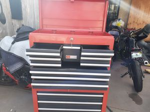 Craftsman Rolling Toolbox & Secondary Box $300 NEED GONE ASAP MOVING!! for Sale in Lawndale, CA