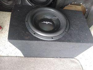 """12"""" SVR-12 D4 SKAR AUDIO $90 for Sale in St. Petersburg, FL"""