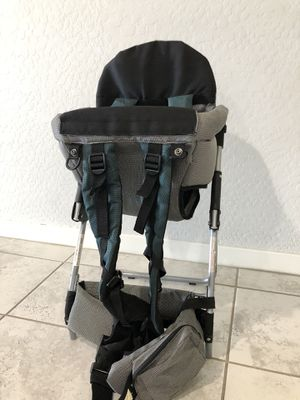 Baby hiking backpack. for Sale in Avondale, AZ
