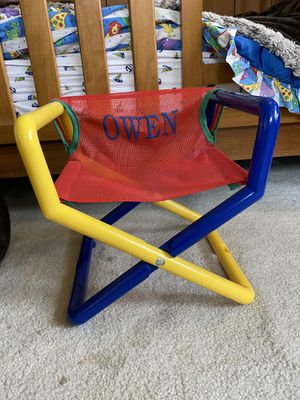 Toddler chair for Sale in San Diego, CA