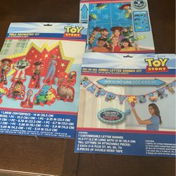 Toy Story Birthday Theme Plus Lots More !! for Sale in Visalia,  CA