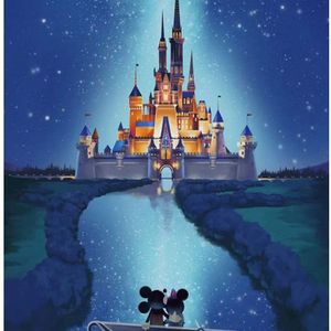 "Disney Castle 5D Diamond Painting 12""x16"" for Sale in Gresham, OR"