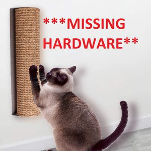 Diversity World Cat Scratching Post **MISSING HARDWARE** for Sale in St. Petersburg, FL