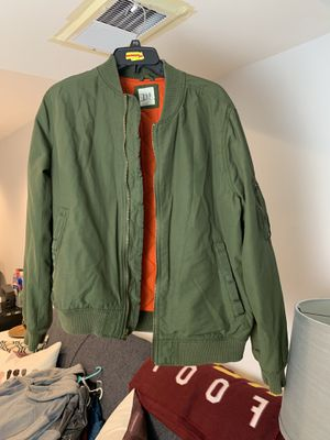 Gap bomber jacket size small for Sale in Germantown, MD