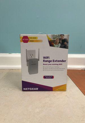WiFi Range Extender, NETGEAR for Sale in Clarksburg, MD