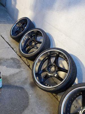 22 inch jdm rims for Sale in Fontana, CA