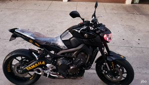 Yamaha fz09. 2016. ( TRADE ) for Sale in Glendale, CA