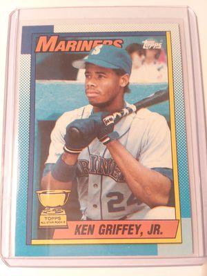 Ken Griffey jr mint rookie card for Sale in Townsend, MA