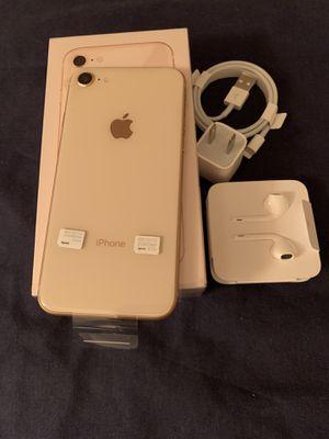 Sprint Apple iPhone 8 gold 64gb for Sale in Hayward, CA