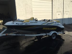 2005 Seadoo speedster for Sale in Aliso Viejo, CA