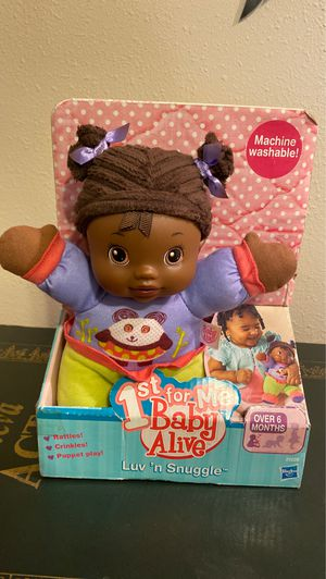 Baby Alive for Sale in Des Moines, WA