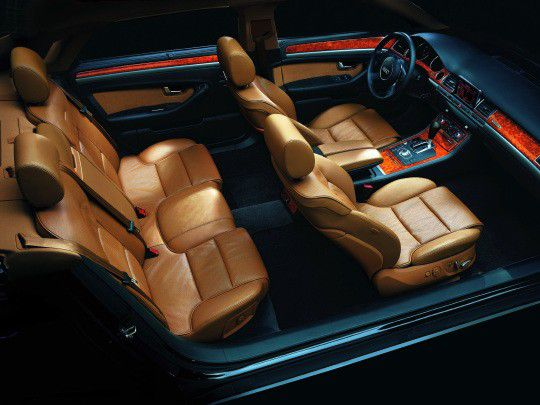 Seats for Audi A8 D3