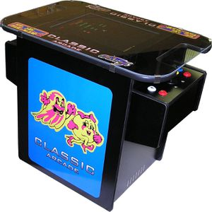 Used like new Ms pac Man Galaga 60 games in all for Sale in Fort Worth, TX