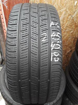 245/45-18 #1 tire for Sale in Alexandria, VA