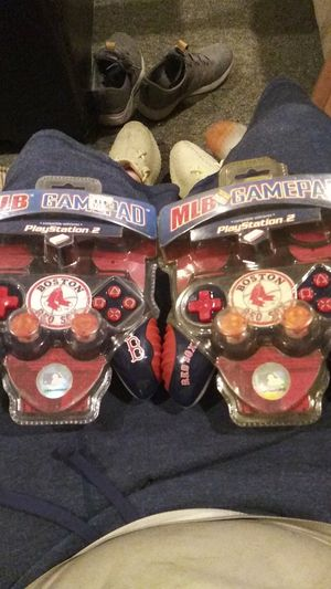 Mlb gamepad ps2 controllers for Sale in Coventry, RI