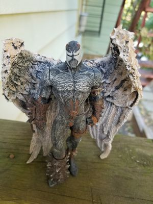 McFarlane Toys Art of Spawn Wings of Redemption Action Figure for Sale in Norwalk, CT