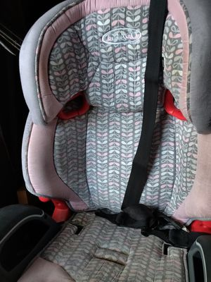 Car Seat with Booster 3in1 - Graco Nautilus for Sale in Branchburg, NJ