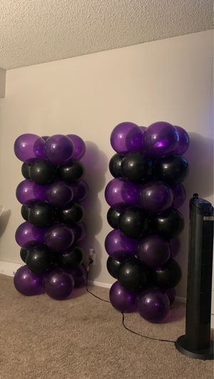 Balloon columns for Sale in West Covina, CA