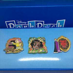 Disney Park Pack Snow White and The Seven Dwarfs Pin Set for Sale in Azusa, CA
