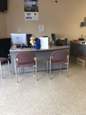 Metal desk for Sale in Houston, TX