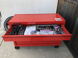 Snap on toolbox for Sale in Stockton, CA