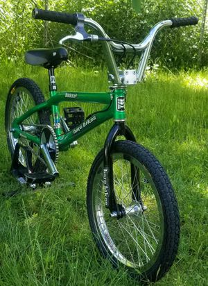 2000 HARO BACKTRAIL PRO RYAN NYQUIST MIDSCHOOL BMX FREESTYLE BIKE for Sale in Wayne, NJ