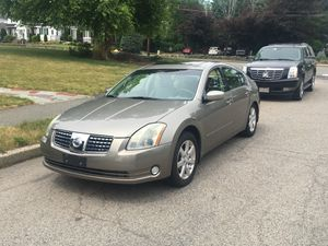 2004 Nissan Maxima 3.5 SL 40K Original Miles/Runs & Looks Great/Fully Loaded for Sale in Waltham, MA